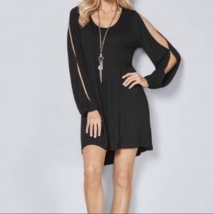 NEW! NWOT Sleeve Detail, Little Black Dress